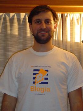 Yo, blogia
